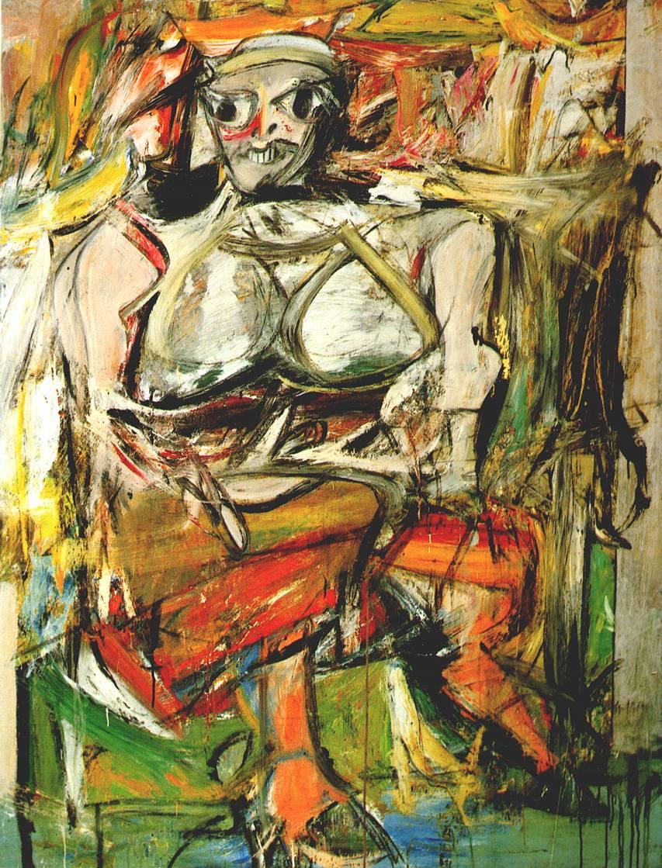 willemdekooning-woman-i-1950-52