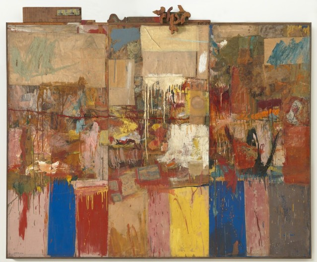 Robert Rauschenberg Collection, 1954