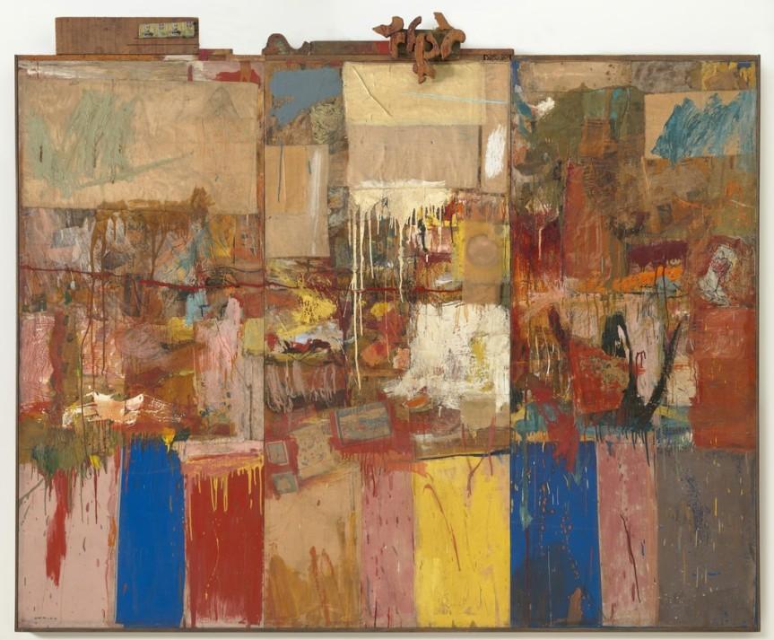 Robert Rauschenberg Collection, 1954