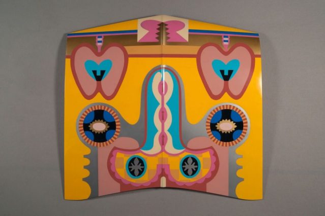 Judy Chicago, Bigamy Hood, 1965, 2011
